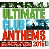 Various Artists - Ultimate Club Anthems 2015 (2CD 2015) Digipack