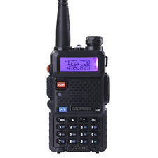 Baofeng Two-Way Radio UV-5R FM Dual Band UHF 400-520MH VHF 136-174MHZ UV5R