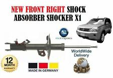 FOR NISSAN XTRAIL 2.0i 2.0DCi  2007--  NEW FRONT RIGHT SHOCK ABSORBER SHOCKER X1
