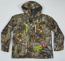 UNDER ARMOUR GORE-TEX COLDGEAR SC INSULATOR HUNTING JACKET $400 1259187 =SIZE XL