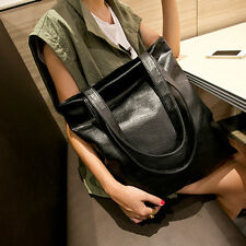 Fashion Women Handbag Big Shoulder Bags Tote Purse Leather Messenger Hobo Bag