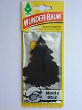 (1,85€/Einheit) 1x WUNDER-BAUM® Movie Star Lady Trees Duftbaum Air Freshener