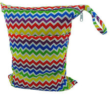 Reusable Washable Waterproof wet dry bag for BABY cloth diapers L37