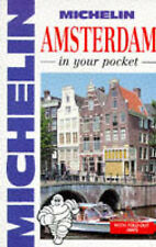 In Your Pocket Amsterdam, Michelin Travel Publications