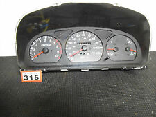 SUZUKI WAGON R+ 1.2 MANUAL 1998 2000 SPEEDO SPEDOMETER 49K 34101-75F41 #315BR