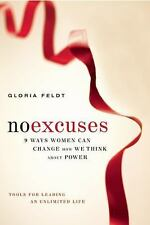 No Excuses: 9 Ways Women Can Change How We Think about Power-ExLibrary