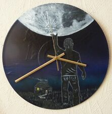 BAND OF HORSES. Inspired clock.HAWKWIND..MODEST MOUSE..RADIOHEAD . KINGS OF LEON