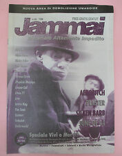rivista JAM/MAI 30/1999 Aerobitch Plaster Sliken Barb June Of  44 No cd