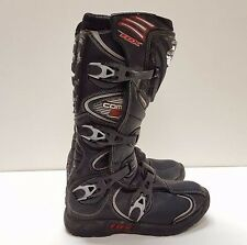 Fox Racing Comp 5 Riding Boots Mens SZ 8 Off Road bike MX ATV Motocross Boots