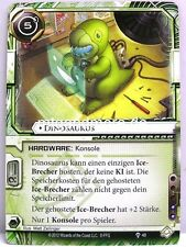 Android netrunner LCG - 1x dinosaurus #048 - Cyber-éxodo germano