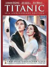 Titanic (DVD, 2007, 2-Disc Set) 10th Anniversary Edition NEW