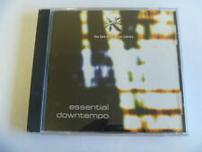 ESSENTIAL DOWNTEMPO THE DED GOOD MUSIC LIBRARY RARE LIBRARY SOUNDS MUSIC CD