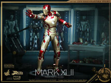 Hot Toys 1/6 Iron Man Mark XLII Power Pose 902017 / PPS 001 Figure New Sealed