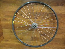 VINTAGE MAVIC OPEN 4 CD 7 SPEED SACHS FW 700C CLINCHER REAR WHEEL  ENGRAVED HUB