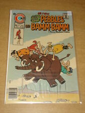 PEBBLES AND BAMM-BAMM #30 FN- (5.5) CHARLTON COMICS DECEMBER 1975