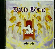 DAVID BYRNE 'UH-OH' 12-TRACK CD