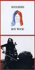 """Roy Wood """"Boulders"""" Erstes Solowerk vom ELO-Gründungsmitglied! Von 1973! Neue CD"""