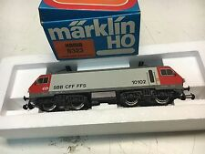 MARKLIN  Art. HO HAMO 8323 Locomotiva Re 4/4 SBB CFF FFS 10102