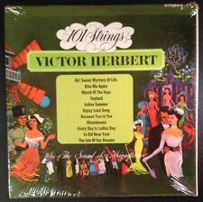 101 Strings - Victor Herbert - SEALED Vinyl LP