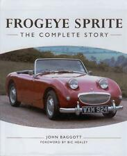 Frogeye Austin-Healey Sprite - Complete Story (Frosch Sebring Mk. 1 I) Buch book