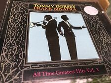TOMMY DORSEY & FRANK SINATRA - ALL TIME GREATEST HITS VOLUME 2 (CD)