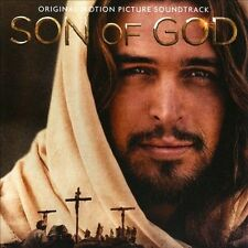 Son of God 2014 by Hans Zimmer; Lorne Balfe; Lisa Gerrard Ex-library