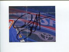 Bobby Labonte NASCAR Racing Driver IROC Winston Cup Champ Signed Autograph