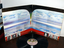 GENESIS LP FOXTROT G.C. MADE IN  I^ PRESS  ITALY 1972 CHARISMA COVER APRIBILE