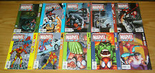 Ultimate Marvel Team-Up #1-16 VF/NM complete series - spider-man by brian bendis