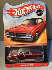 Hot wheels Red Line Club Special Edition '64 Pontiac GTO Only 3000 made