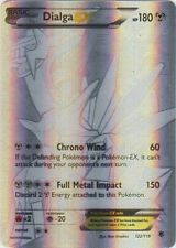 Pokemon Phantom Forces Dialga-EX - 122/119 - Secret Rare Full Art