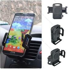 Universal Car Air Vent Mounts Cradle Holder Stand #R For Smart Mobile Phone GPS