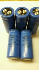 18000uf 25vdc nippon chem-con electrolytic capacitor  (lot of 5)