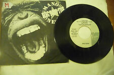 "MANO NEGRA""KING KONG FIVE-disco 45 giri VIRGIN It 1989"""