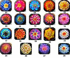 Thai Soap Flower Carving Designs (25)-FREE SHIPPING-Thailand Hand Made-Fragrant