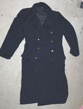 "German Navy Winter Large Jacket Military 48"" Inches Tall"