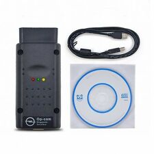 OPCOM OP-COM V1.45 OBDII USB Interface Scanner Diagnostic Code Tool For Opel Car