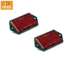 Land Rover Defender 90 / Defender 110 Pair of Rear Reflectors Red Part XFF100070