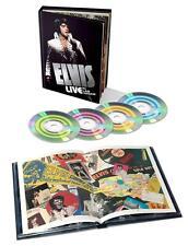 Live In Las Vegas - Elvis Presley (2015, CD NEU)4 DISC SET