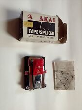 AKAI TAPE SPLICER (cutter for audio tape 1/4 inch)
