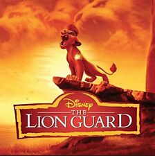 DISNEY'S THE LION GUARD : Original Soundtrack (CD) Sealed