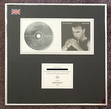 "RARE - GARY BARLOW GENUINE 'IN HOUSE' PRESENTATION DISC ""OPEN ROAD"" - 1998"