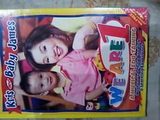 Kris and Baby James - We Are 1 - A musical and Edu-taining - OPM - 2 CD