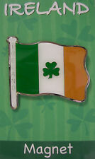 Ireland IRISH TRI COLOUR FLAG FRIDGE MAGNET