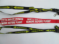 3er SET Remove Before Flight / DANGER / RESCUE /  /Avion / Aircraft / Yakair