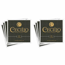 Cecilio Size 4/4 - 3/4 Violin Strings 2 Sets ~8 Strings