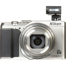 Nikon COOLPIX A900 20.3 Megapixels Digital Camera with 35x Optical Zoom (Silver)
