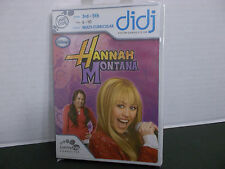 HANNAH MONTANA Leapfrog Enterprises Didj Game  NEW! GRADE 3-5