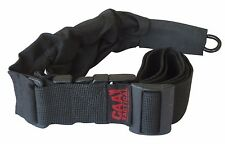 OPS-S CAA Tactical Black Adjustable One Point Sling Made of Textile & Polymer