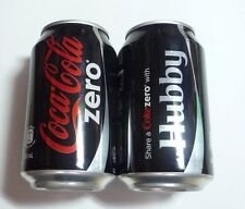 Coca Cola Zero can SINGAPORE Share With HUBBY Can Coke 2015 Collect Asia